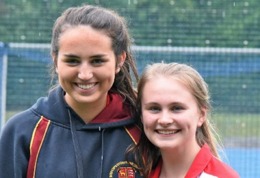 Senior School Girls Serve Up Great House Tennis