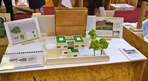 GCSE Eco Friendly Home Design Show 2017