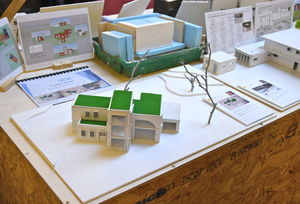 Eco Friendly Home GCSE Design Show 2017
