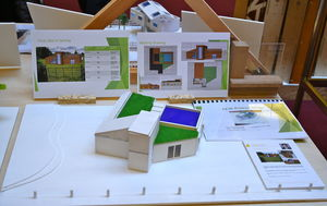 GCSE Product Design Show 17 Eco Friendly Home