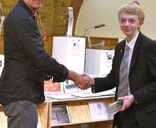 Mark with Benedict A2 Bronze Product Design Show 17