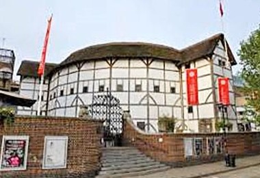 4th Form Glee at Shakespeare's Globe