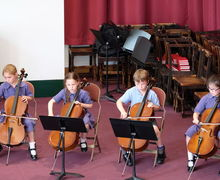 Year 2 Cellists Year 2 Concert