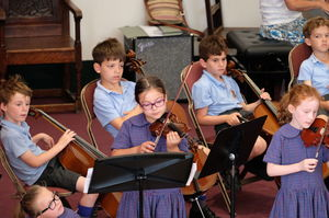 Strings Performance Year 2 Concert