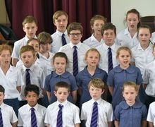 Newbury Singing PS House Music Competition 2017