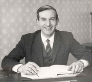Headmaster G C Greetham (1971-1984)