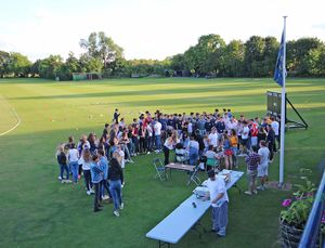 Sixth Form Induction BBQ 2017