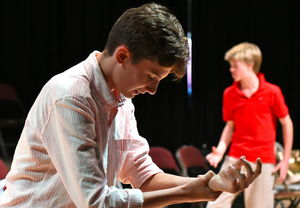 Senior School Fourth Form Play After Juliet