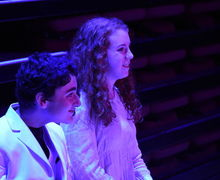 Fourth Form Senior School Play After Juliet