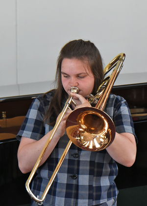 Instrumental Competition 2017 Rosie