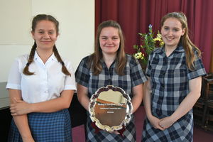 Winners of Instrumental Competition 2017