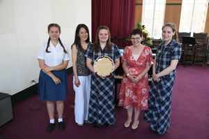 Winners and Judges of Instrumental Competition 2017