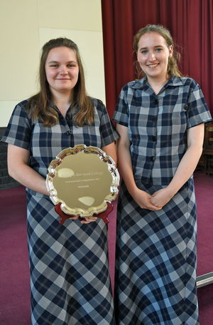 Rosie and Ailsa Instrumental Competition 2017