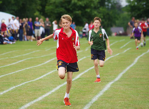 Monk jones runner prep school sports day 2017