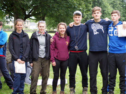 DofE Silver Expedition Practice Group
