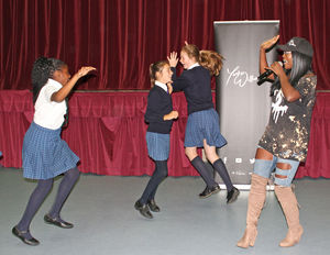Prep School U3  cyber-bullying workshop