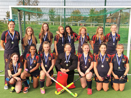 U14 Hockey Team through to East Qualifying Finals