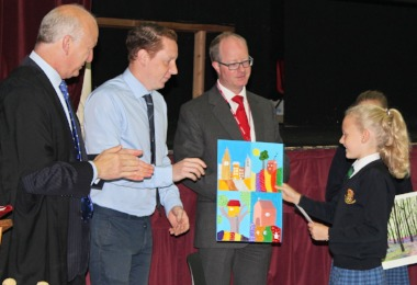 Savills Judge Prep School Art Competition