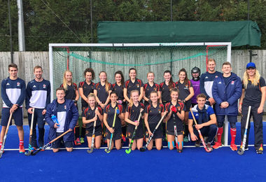GB Masterclass for Elite Girls' Hockey Players