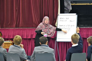 Islam Educational Workshop for Prep School Pupils