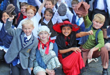 Upper Shell Enjoy Victorian School Day