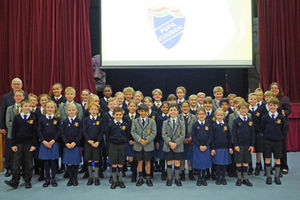 Prep school councillors group
