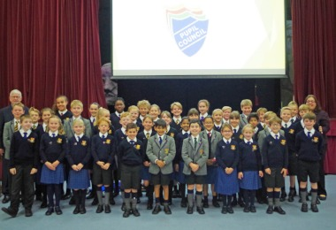 Prep School Pupils Celebrate Democracy Week