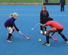 Shell League Competition Hockey