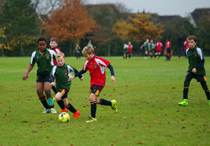 Monk jones v grimwade in junior house football