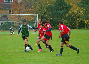 Grimwade monk jones in junior house football