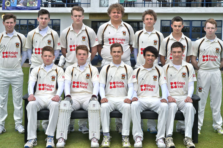 1st xi cricket team 2017