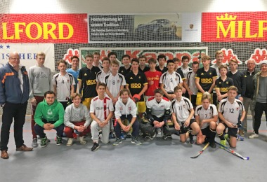 Hockey Teams Hone Their Skills in Hamburg