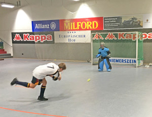 Senior School Boy on Hockey Tour to Hamburg