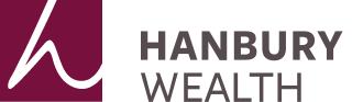 Hanbury wealth logo clearer