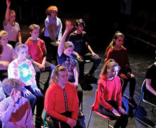 L5th Devised Play production January 2018