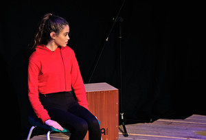 Xanthe in L5th Devised Play