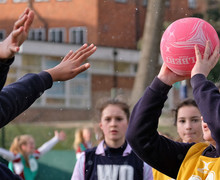 Senior School House Netball February 2018