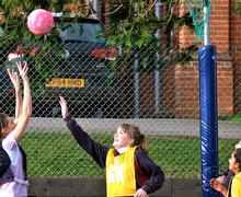 Senior School House Netball Matches