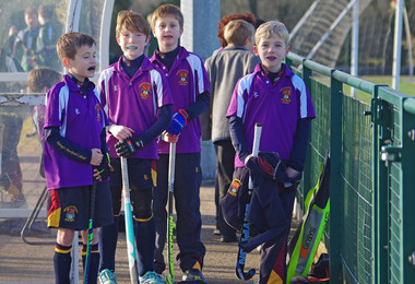 Newbury House in F1 & F2 House Hockey