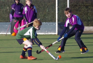 Thrilling U11 House Hockey