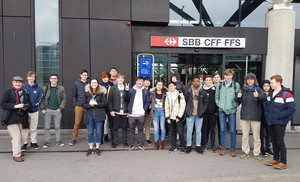 Physics a level group cern visit