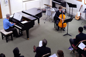 4th Form Concert in Recital Room 2018