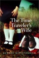 Time Travelers Wife Book cover