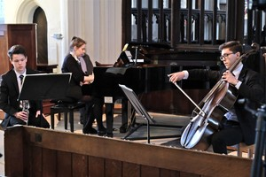 St Michael's Church Chamber Music March 2018