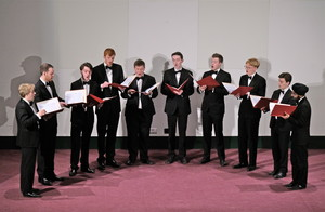 Recital by the Gentlemen of St John's