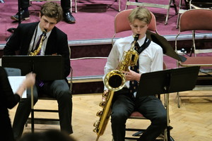 Senior School Ensemble Concert March 2018