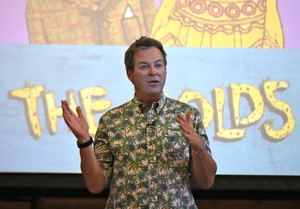 Julian Clary discusses The Bolds with Prep School