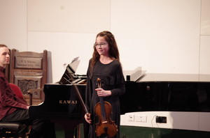 2018 Rotary Young Musician Competition
