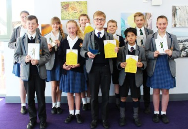 Poetry Comes Alive in the Prep School