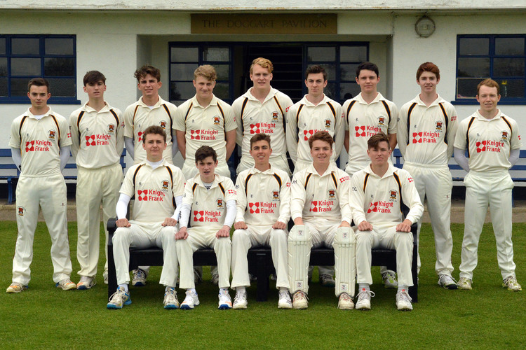 Mcc match team photo